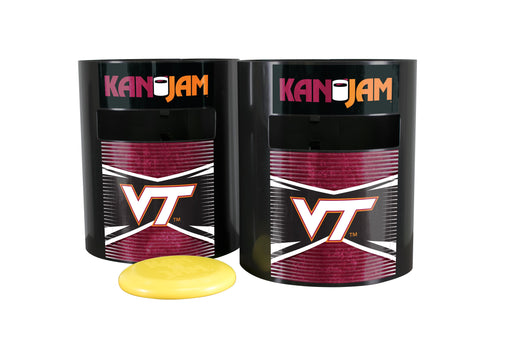 Kan Jam NCAA Virginia Tech Hokies Disc Jam Game