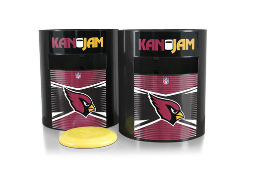 Kan Jam NFL Arizona Cardinals Disc Jam Game