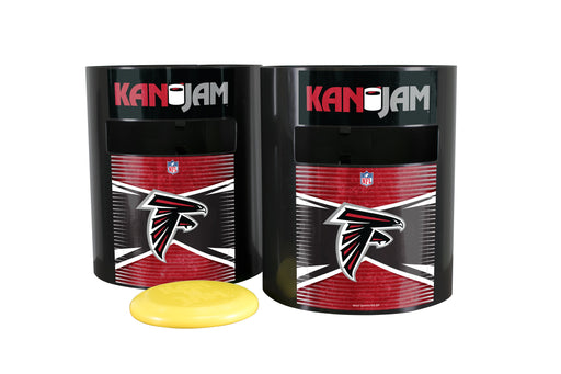 Kan Jam NFL Atlanta Falcons Disc Jam Game