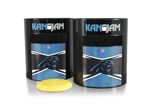 Kan Jam NFL Carolina Panthers Disc Jam Game