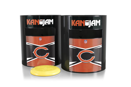 Kan Jam NFL Chicago Bears Disc Jam Game
