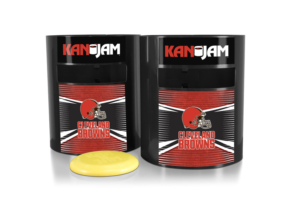 Kan Jam NFL Cleveland Browns Disc Jam Game