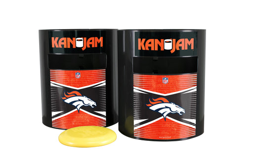 Kan Jam NFL Denver Broncos Disc Jam Game