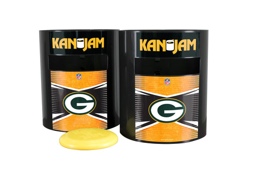Kan Jam NFL Green Bay Packers Disc Jam Game