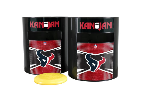 Kan Jam NFL Houston Texans Disc Jam Game