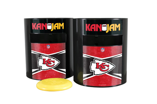 Kan Jam NFL Kansas City Chiefs Disc Jam Game