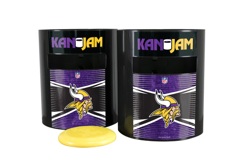 Kan Jam NFL Minnesota Vikings Disc Jam Game