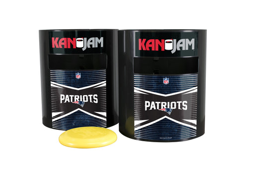 Kan Jam NFL New England Patriots Disc Jam Game