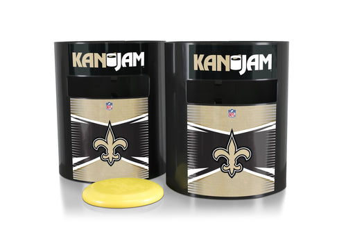 Kan Jam NFL New Orleans Saints Disc Jam Game