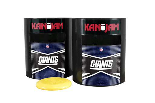 Kan Jam NFL New York Giants Disc Jam Game