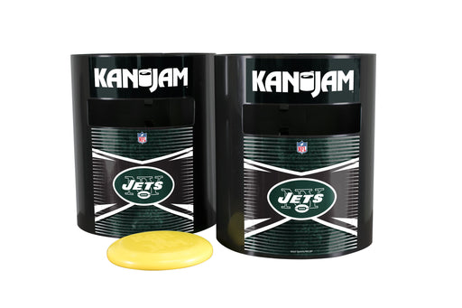 Kan Jam NFL New York Jets Disc Jam Game