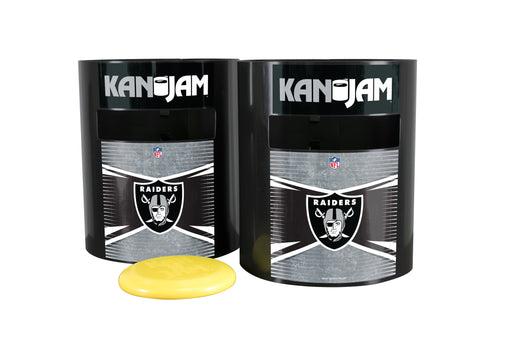 Kan Jam NFL Oakland Raiders Disc Jam Game