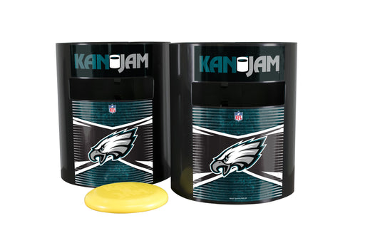 Kan Jam NFL Philadelphia Eagles Disc Jam Game