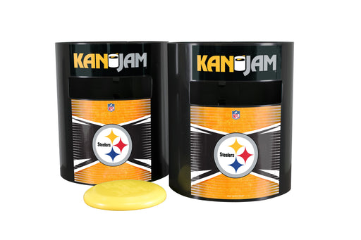 Kan Jam NFL Pittsburgh Steelers Disc Jam Game