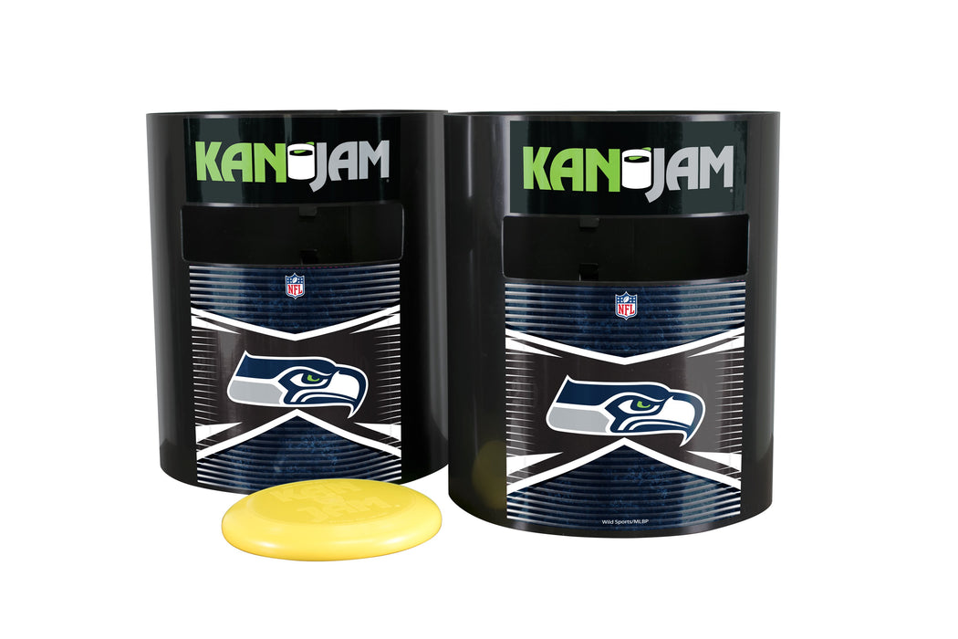 Kan Jam NFL Seattle Seahawks Disc Jam Game