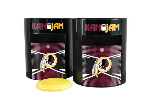 Kan Jam NFL Washington Redskins Disc Jam Game