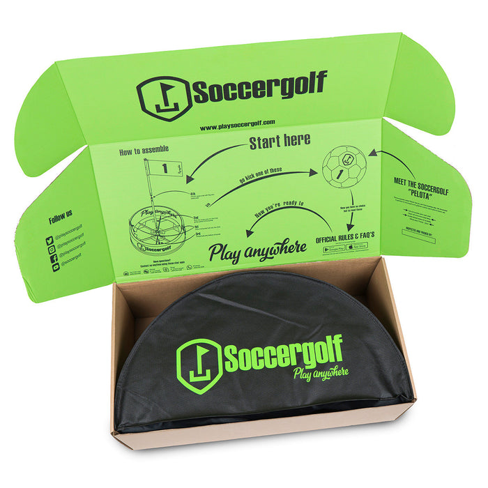 SoccerGolf Game