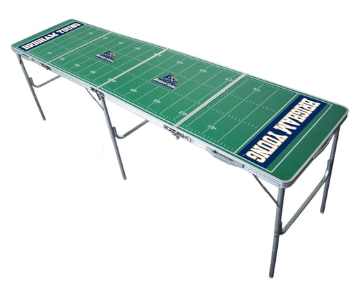 Brigham Young Tailgate NCAA 2' x 8' Travel Tailgate Table