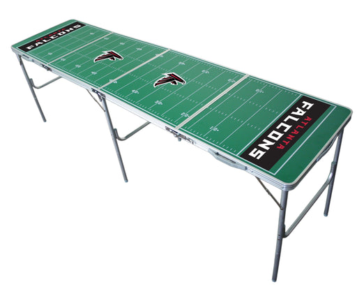 Atlanta Falcons NFL 2' x 8' Travel Tailgate Table