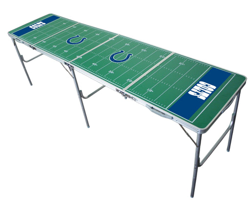 Indianapolis Colts NFL 2' x 8' Travel Tailgate Table