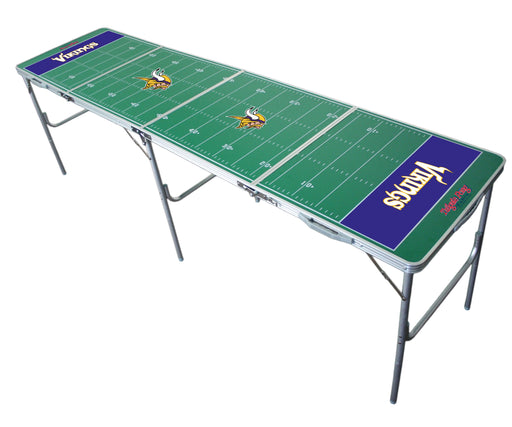 Minnesota Vikings NFL 2' x 8' Travel Tailgate Table