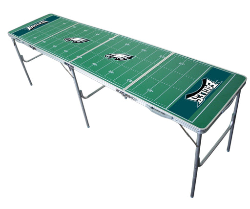 Philadelphia Eagles NFL 2' x 8' Travel Tailgate Table