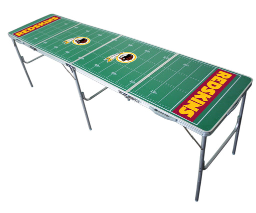 Washington Redskins NFL 2' x 8' Travel Tailgate Table