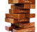 Customized Giant Tumbling Timbers - Stained