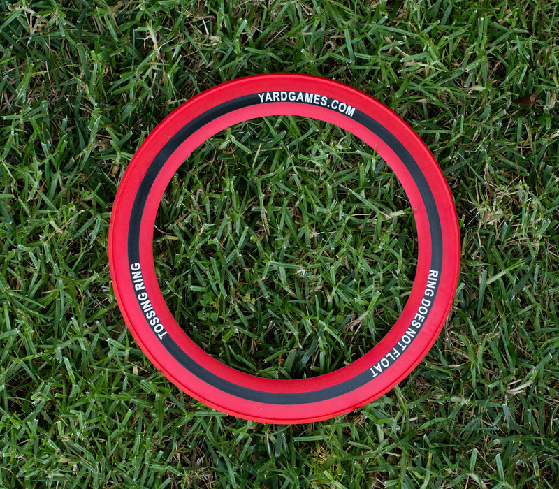 "10"" Soft Touch Flying Ring"