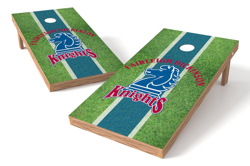 Fairleigh Dickinson U 2x4 Cornhole Board Set - Field