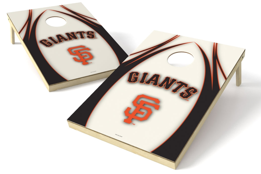 San Francisco Giants 2x3 Cornhole Board Set