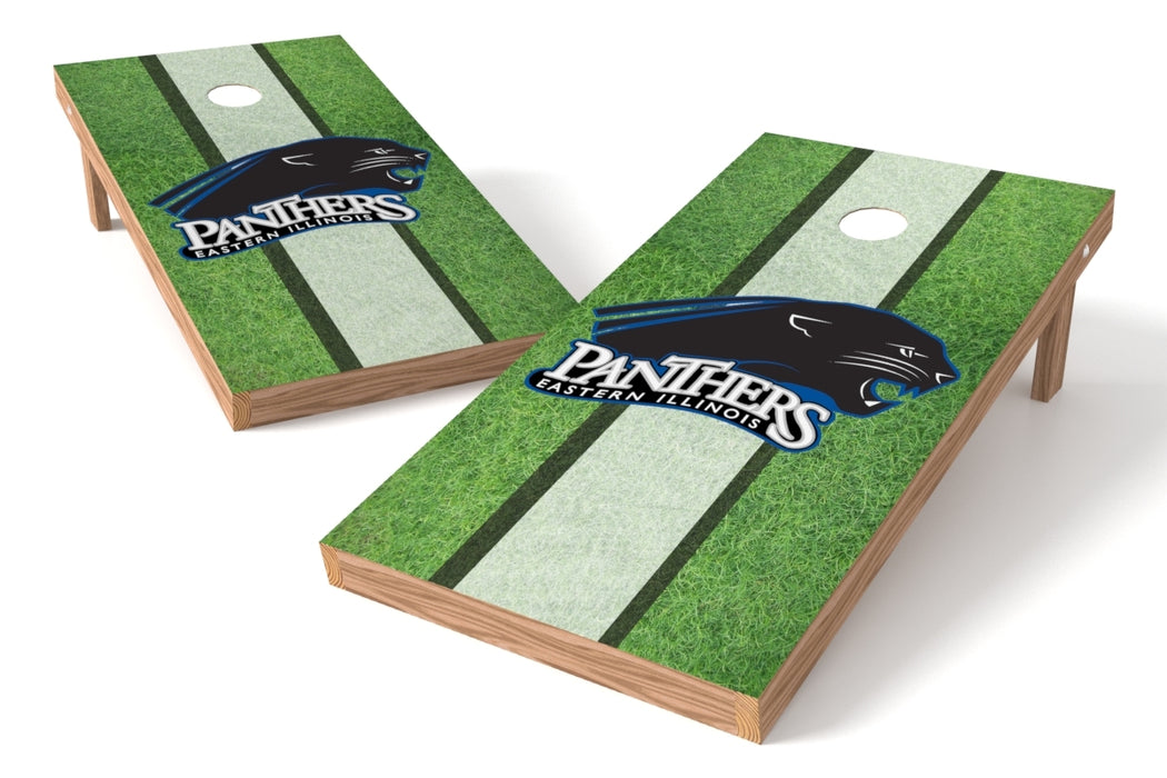 Eastern Illinois U 2x4 Cornhole Board Set - Field