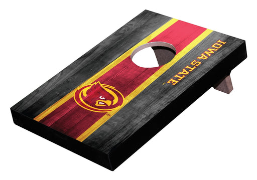 IOWA STATE NCAA College 10x6.7x1.4-inch Table Top Toss Desk Game