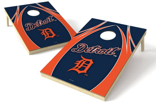 Detroit Tigers 2x3 Cornhole Board Set