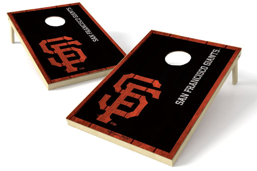 San Francisco Giants 2x3 Cornhole Board Set - Vintage