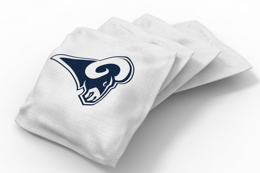 Los Angeles Rams  Solid Bean Bags - 4pk