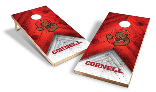 Cornell 2x4 Cornhole Board Set - Weathered