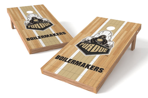 Purdue Boilermakers 2x4 Cornhole Board Set - Wood