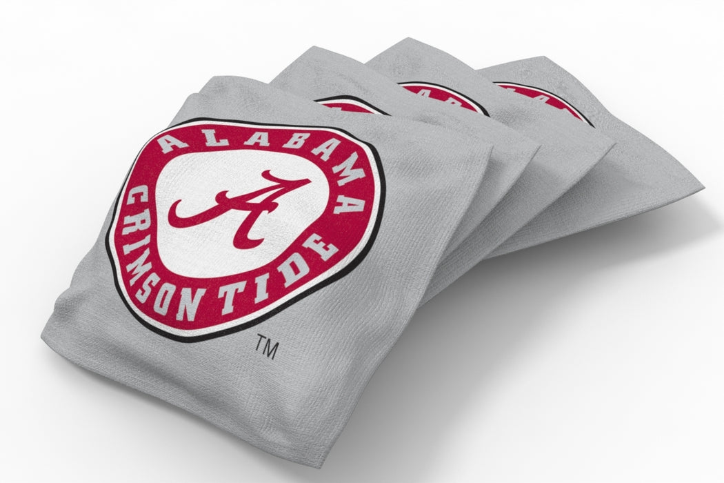 Alabama Crimson Tide 2x4 Cornhole Board Set - Vintage
