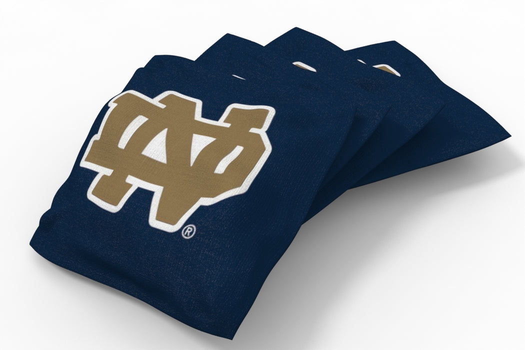 Notre Dame Fighting Irish 2x4 Cornhole Board Set - Vertical