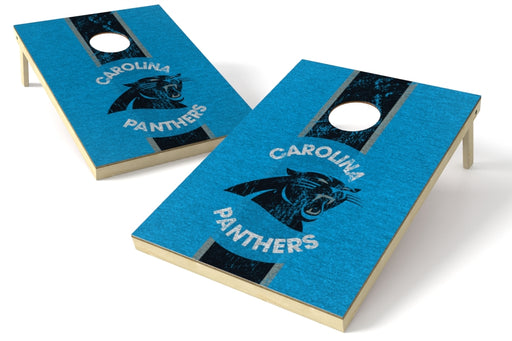 Carolina Panthers 2x3 Cornhole Board Set - Heritage