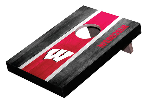 WISCONSIN NCAA College 10x6.7x1.4-inch Table Top Toss Desk Game