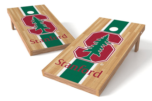 Stanford Cardinal 2x4 Cornhole Board Set - Wood