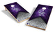 Colorado Rockies 2x4 Cornhole Board Set - Weathered