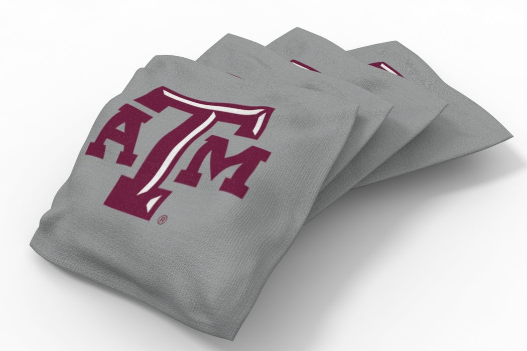 Texas A&M Aggies 2x4 Cornhole Board Set Onyx Stained -  Ripped