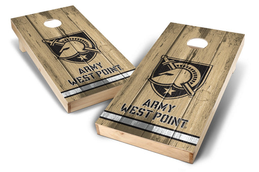 Army Black Knights 2x4 Cornhole Board Set - Vintage