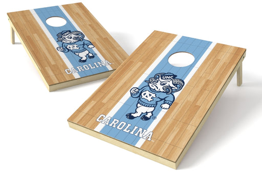 North Carolina Tar Heels 2x3 Cornhole Board Set - Hardwood
