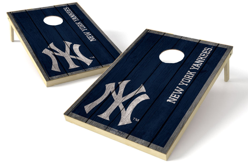 New York Yankees 2x3 Cornhole Board Set - Vintage