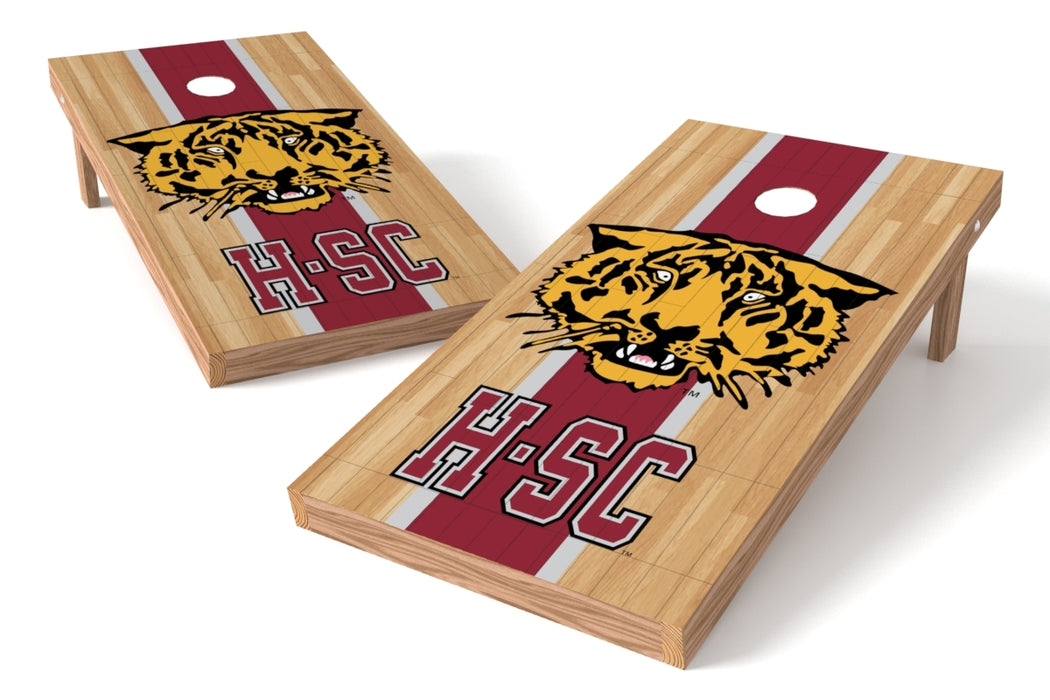 Hampden-Sydney College 2x4 Cornhole Board Set - Wood