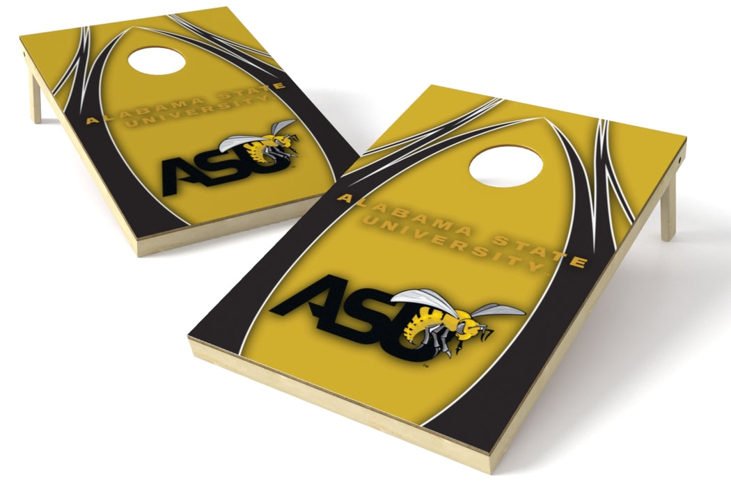 Alabama State 2x3 Cornhole Board Set